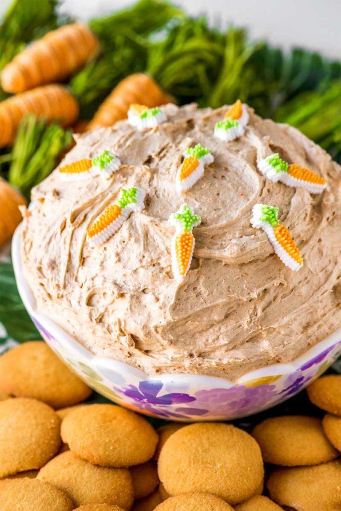Carrot Cake Dip