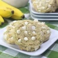Banana Pudding Cookies