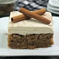 Cinnamon Crazy Cake