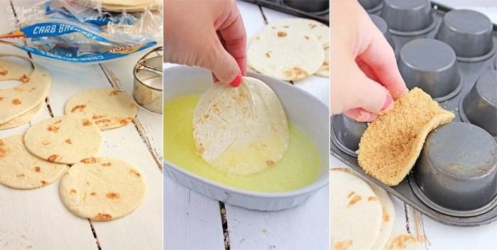 How To Make Cheesecake Dessert Tacos