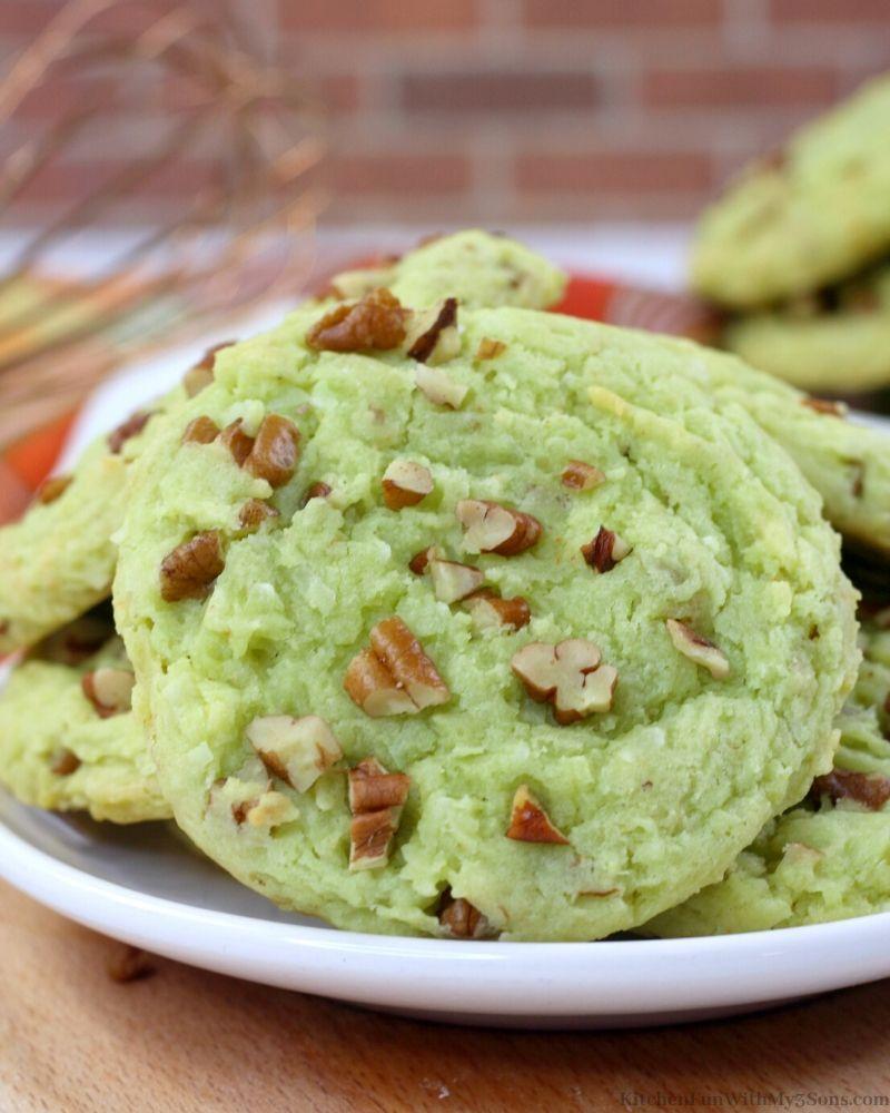 Watercgate Cake Mix Cookies