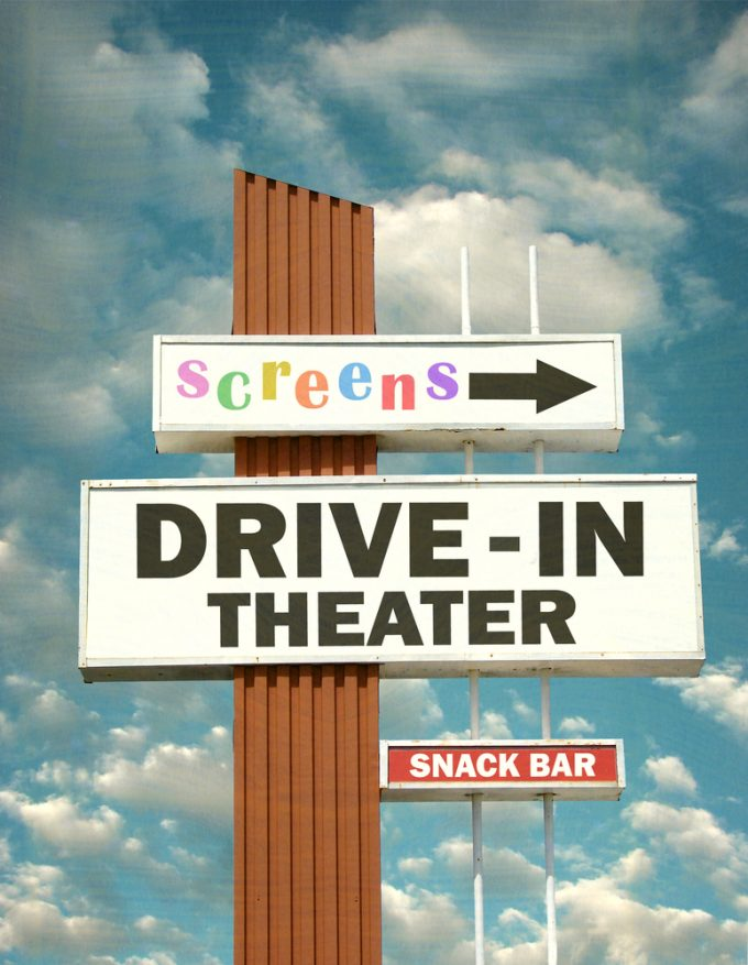 Drive In Movie Theaters making a come back