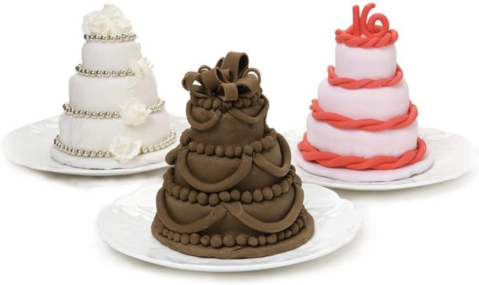 3 Tiered Mini Cakes