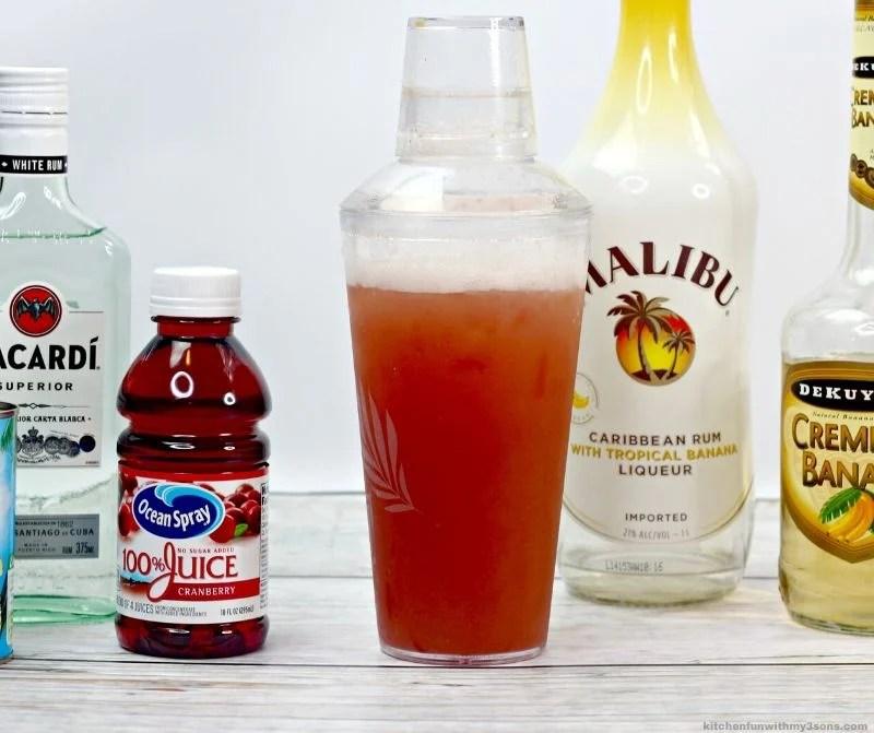 Jamaican Me Crazy ingredients