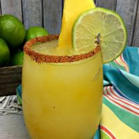 mango lemonade margarita