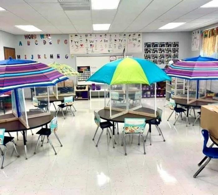 Life's A Beach! Social Distancing Classroom Ideas