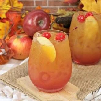 Wild Cherry Hard Cider