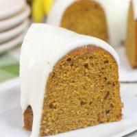 Instant Pot Pumpkin Cake