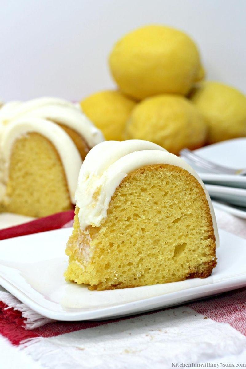 Copycat Nothing But Bundt Lemon Bundt Cake