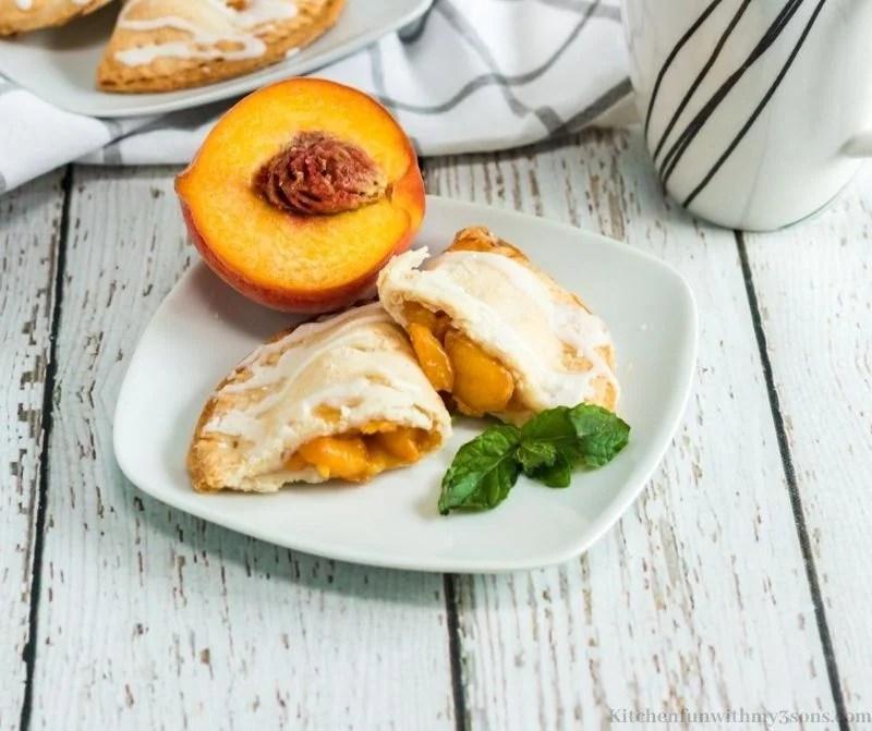 Homestyle Peach Hand Pie
