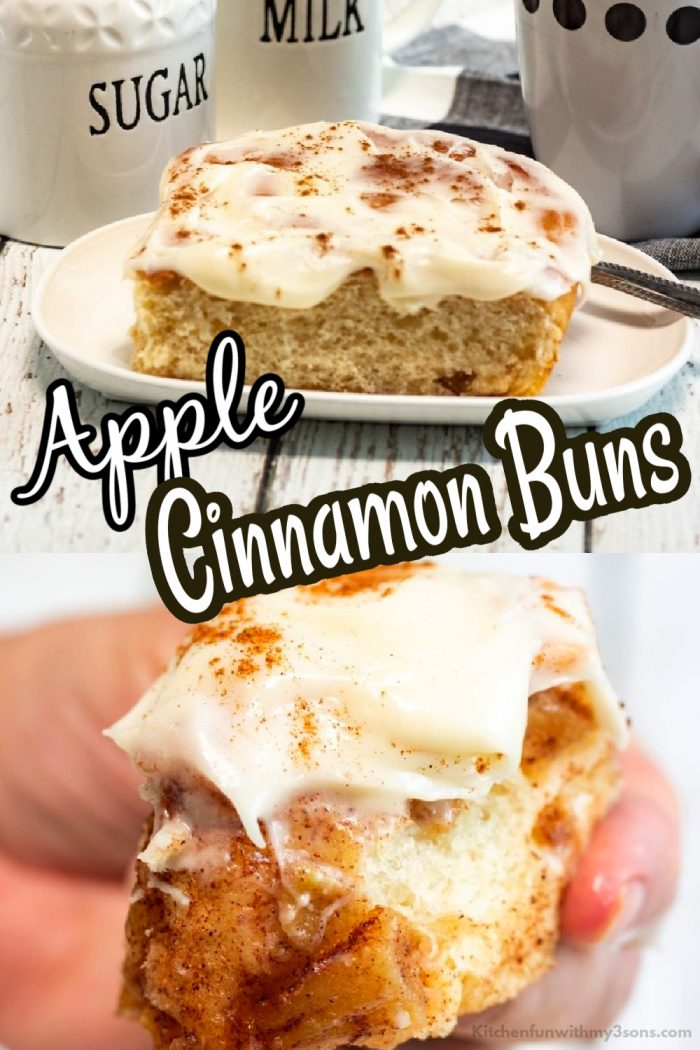 Apple Cinnamon Buns Recipe