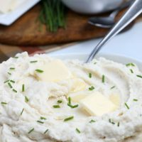 Crockpot Mashed Potatoes - Super Creamy