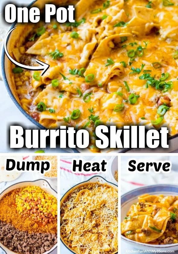 Burrito Skillet