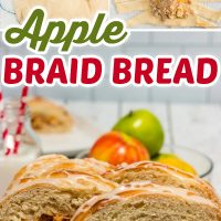 Apple Braid Bread