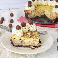 Malted Cheesecake