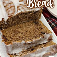 Cinnamon Bread with Icing