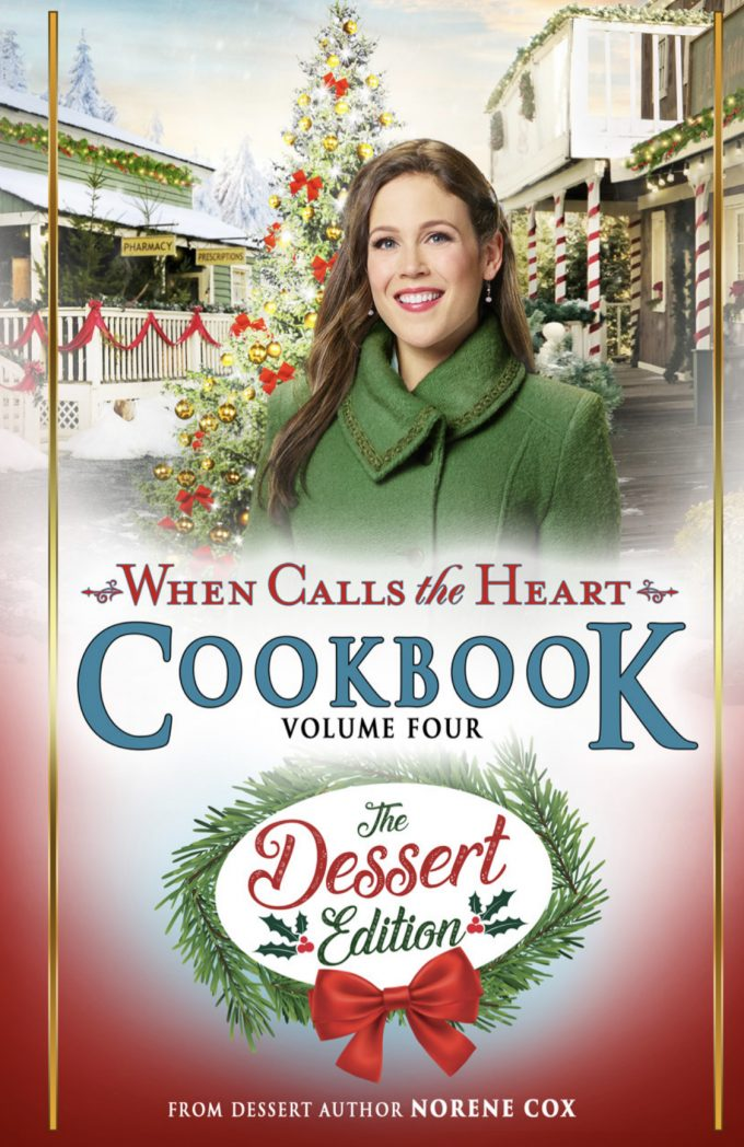 When Calls The Heart Cookbook