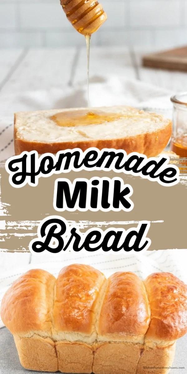 Homemade Milk Bread