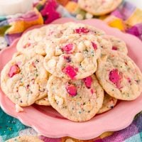 Circus Animal Cookies (Soft and Chewy)