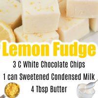 Limun Fudge