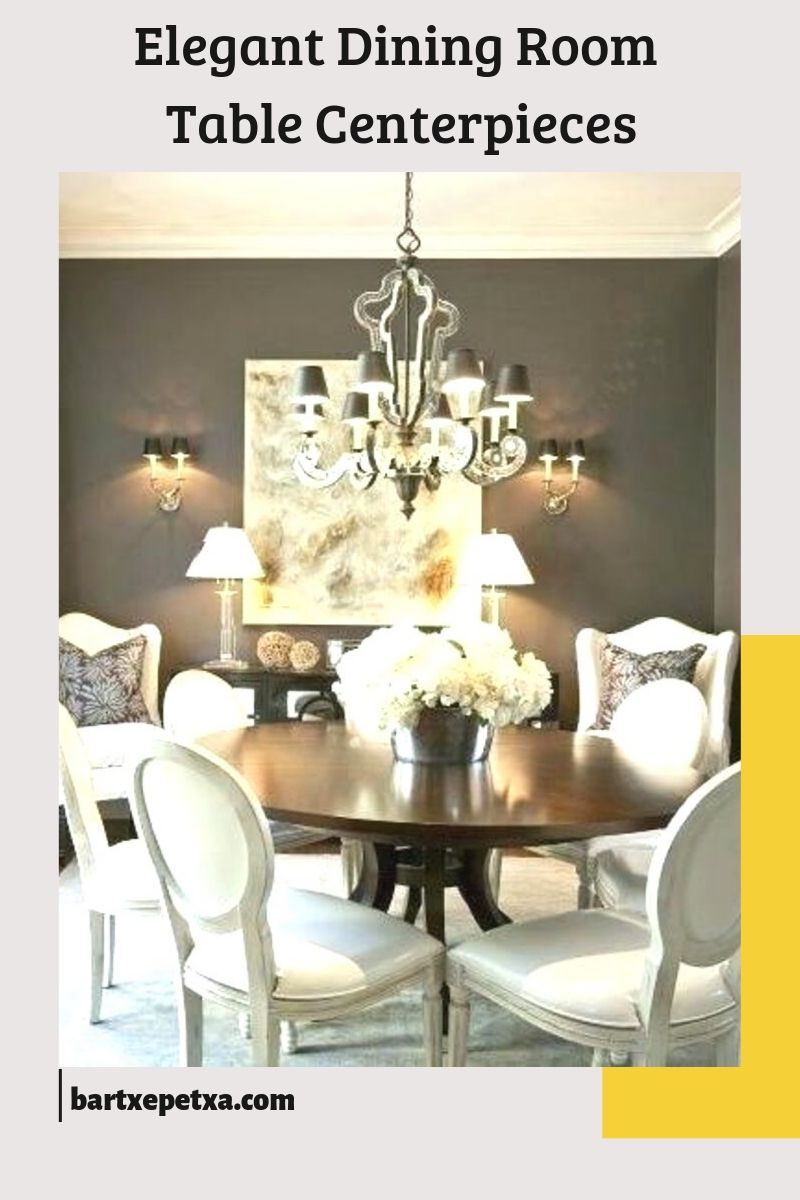 Dining Table Centerpiece Ideas (Formal and Unique Dining Room Centerpiece)
