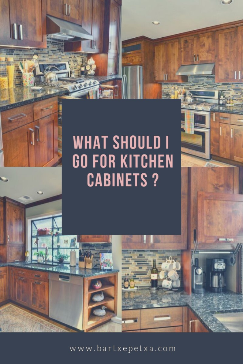 Kitchen Cabinets Design (Doors and Storage Cabinets)