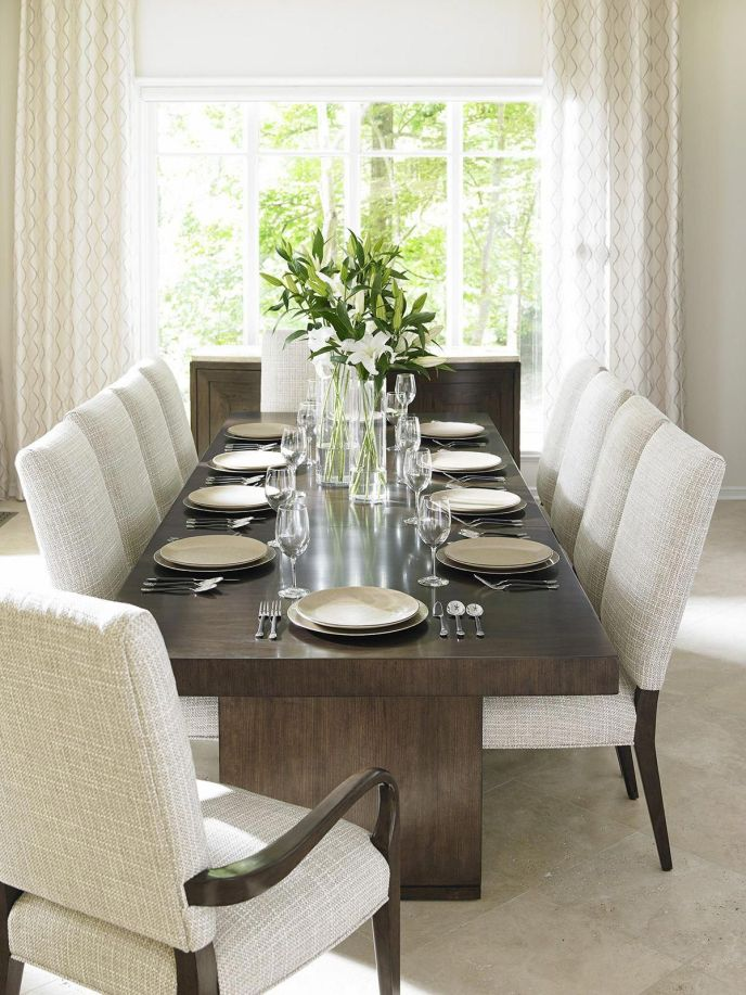round dining room table centerpieces everyday