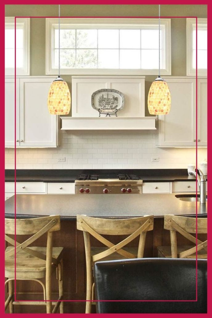 led pendant lighting for kitchen island ideas