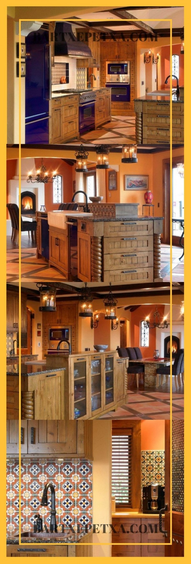 rustic kitchen table ideas