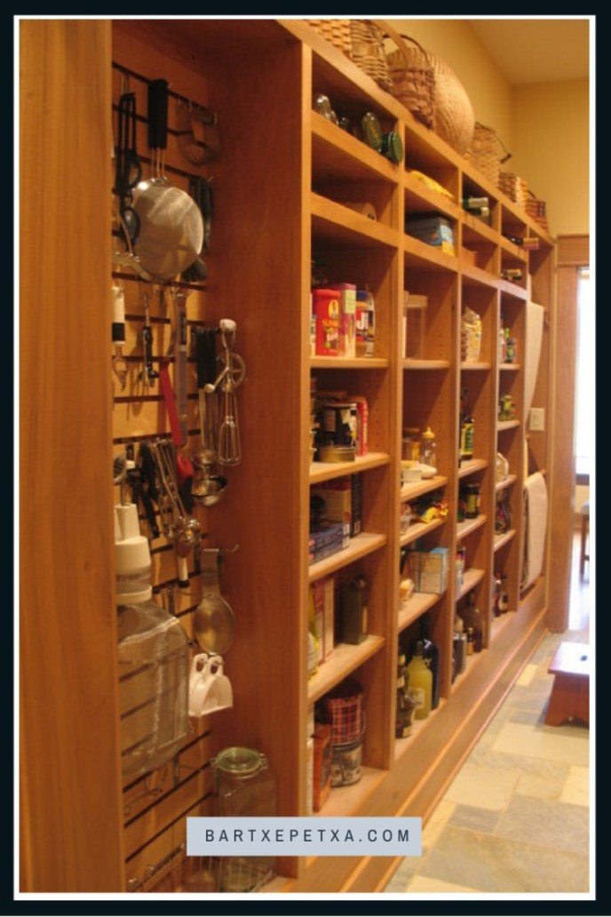 Appliances Storage Pantry