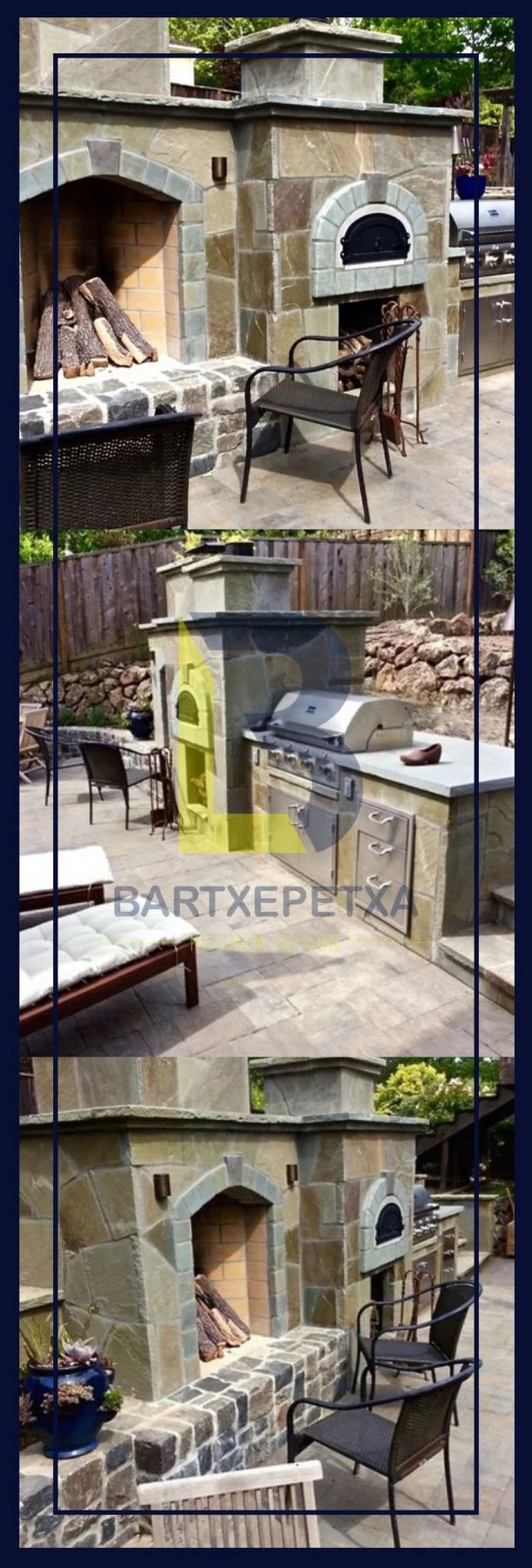outdoor kitchen decorating ideas