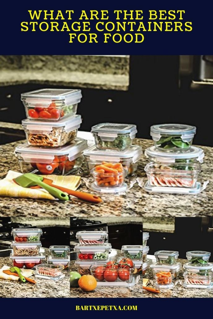 plastic kitchen storage containers with lids