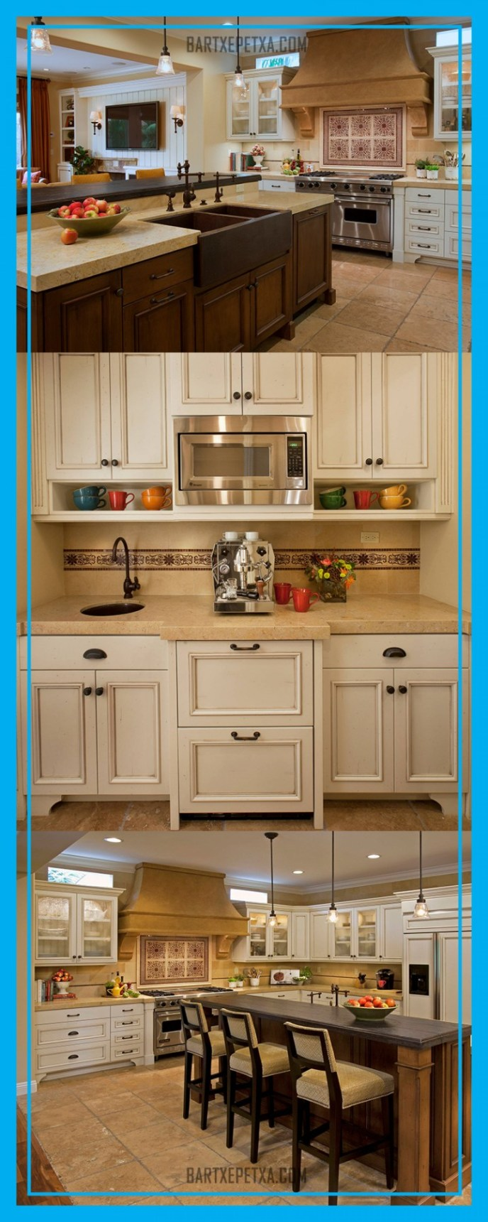 double sink kitchen cabinet