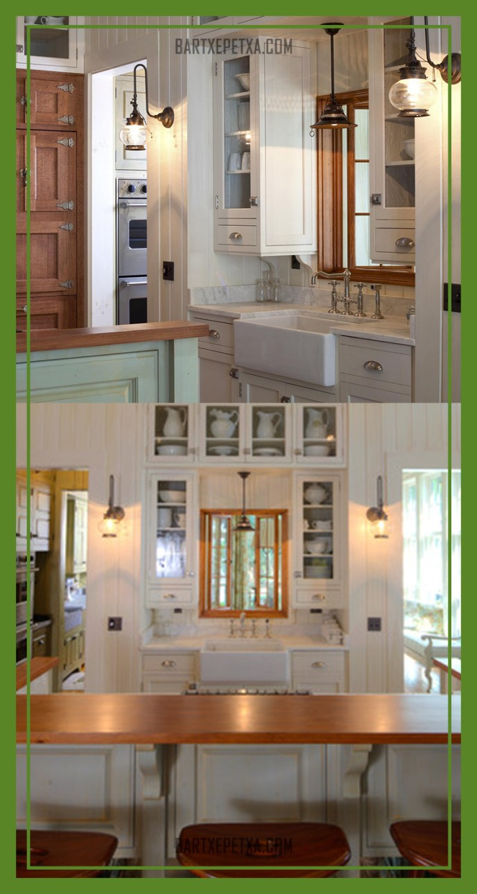 small farmhouse kitchen sink