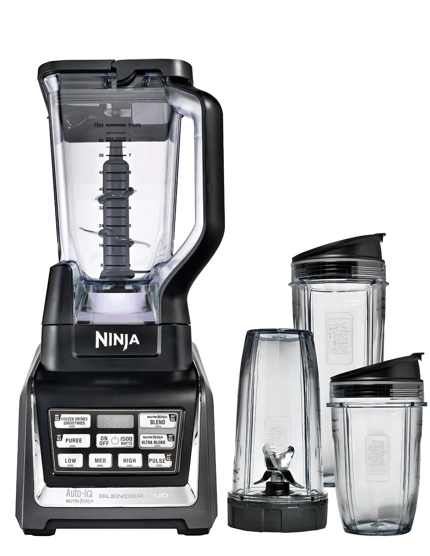 ninja ultra kitchen system corner cupboard ideas blender duo with auto iq bl642 bl642z bl682 bl682z review gear pro