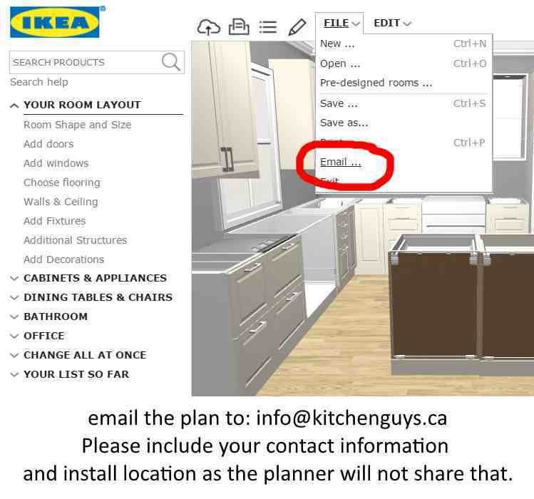 IKEA Kitchen Installation Quotes