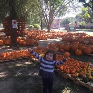 pumpkin farms with grandchildren
