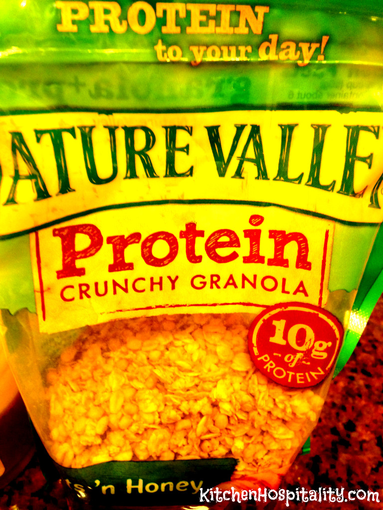 Nature Valley granola snacks