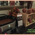 Caramel Apples in the Slow Cooker
