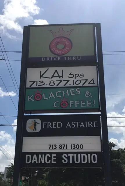 Houston, Texas donuts