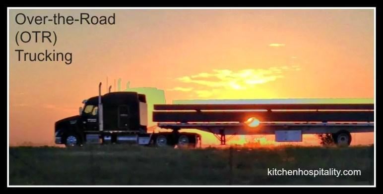 Slow cooker meals for OTR truckers