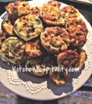 Tips for Eating Healthy - and a Quiche Recipe
