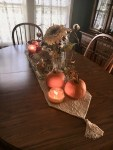 Showing Hospitality at Home with Fall Tablescapes