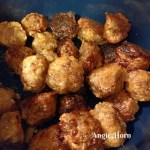 Party Sausage and Cheese Balls
