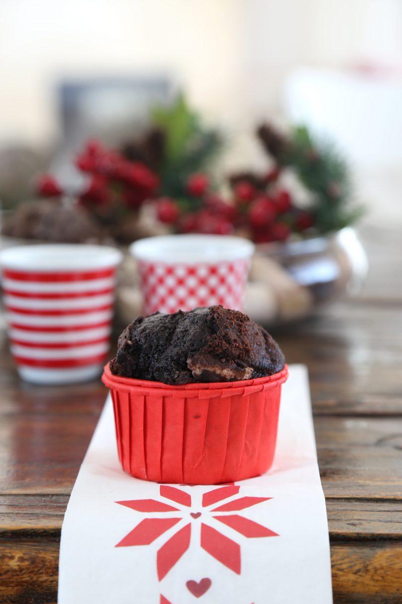 Oreolu Muffin Tarifi