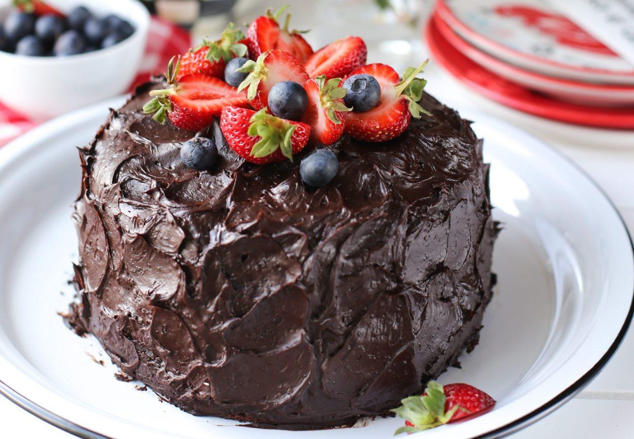 En İyi Çikolatalı Pasta Tarifi