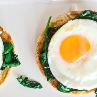 Eggs Florentine from My Utensil Crock