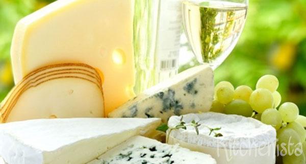 Kaas en wijn combineren