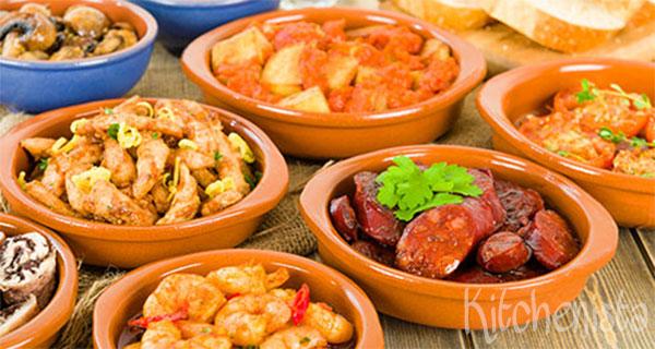 Voorkeur Zo organiseer je een tapas etentje – Kitchenista #MT45