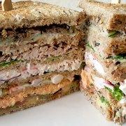 Super vis clubsandwich